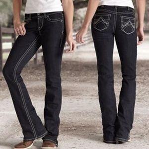Ariat Eclipse Riding Jeans Bootcut 31 L Long 1601X